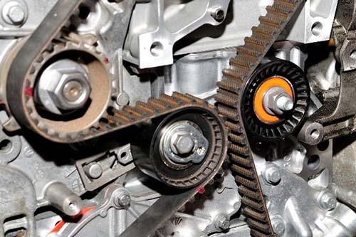 Timing Belt Replacement in Issaquah, WA